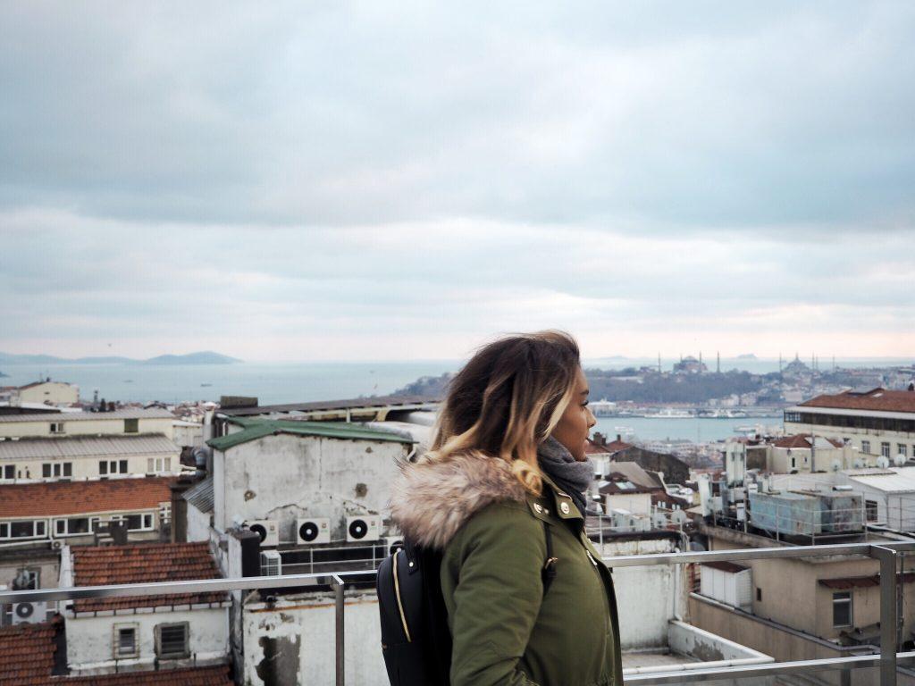 Istanbul über Silvester
