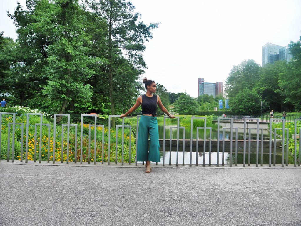 Hamburg, Planten un Blomen & meine neue Hose