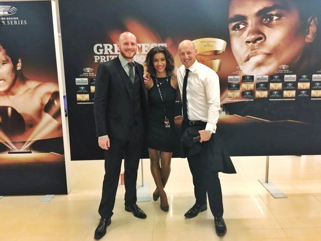 Monaco – World Boxing Super Series