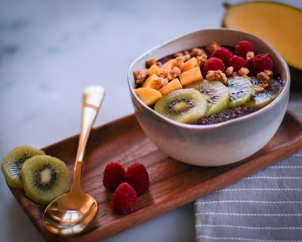 Acai Bowl – Mein Sonntagsfrühstück